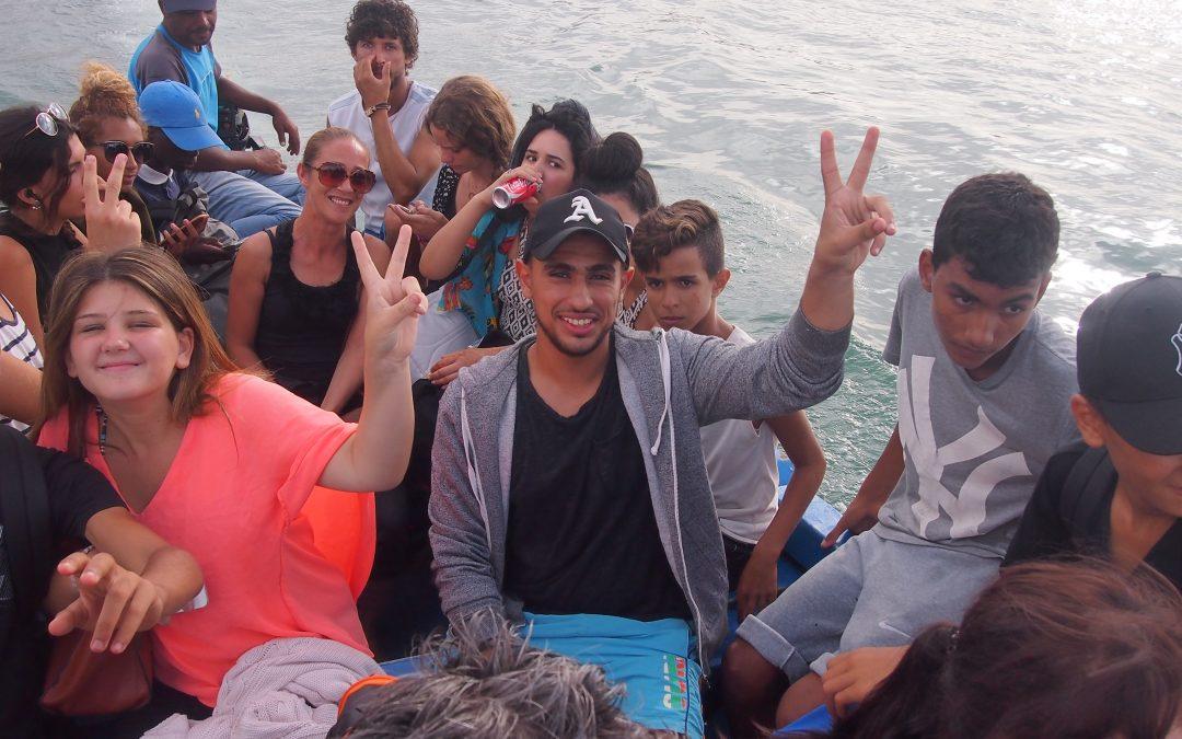 Echange interculturel France-Maroc: entre musique et solidarité