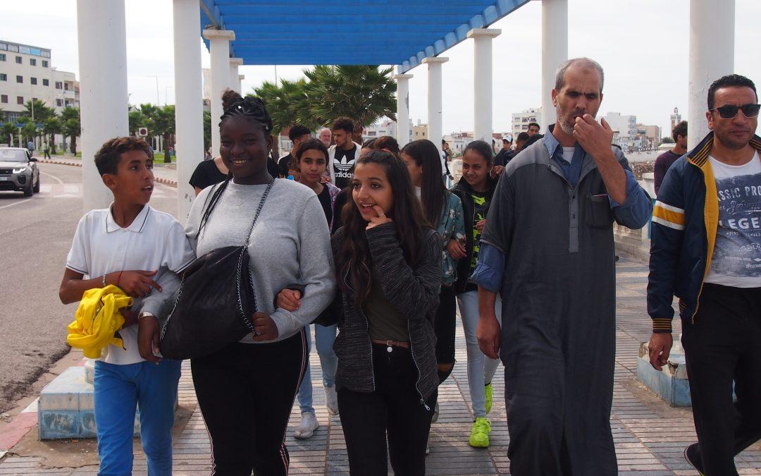 Séjour solidaire au Maroc