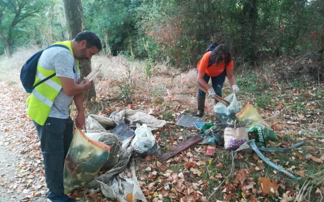 Journée mondiale du Clean Up Challenge